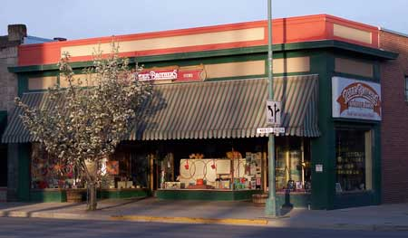 ryder brothers stationery store